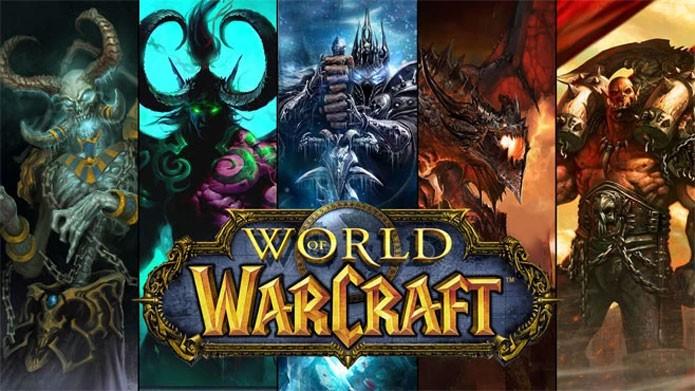 World of Warcraft possuem livros que complementam a saga (Foto: Divulgação)