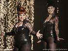 Unidas pelas diferenças! Simone Gutierrez e Fabiula Nascimento celebram a amizade