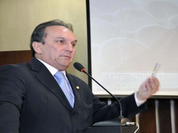 Deputado pede afastamento do cargo, em seu lugar assume Kelps Lima (Foto: Divulgação/ ALRN)
