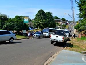 Grupo cobra explicações sobre o aumento da gasolina duas vezes em menos de um mês (Foto: Vanísia Nery/ G1)