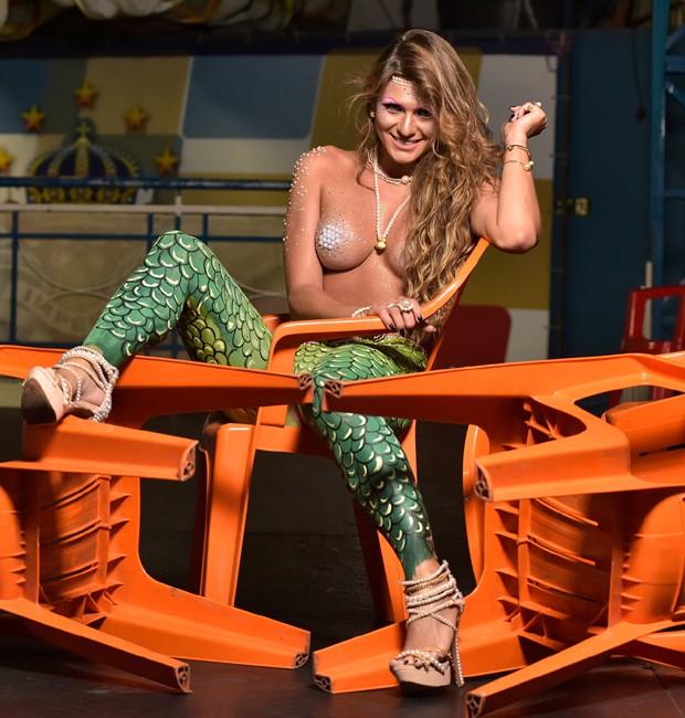 Lívia Andrade (Foto: Cleiby Trevisan/Ed. Globo)