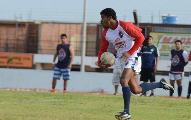 Atletas do Maranhão Rúgby vão se preparar para a disputa do Circuito Nordestino de Rúgbi Seven (Foto: Divulgação/Site Oficial Maranhão Rugby)