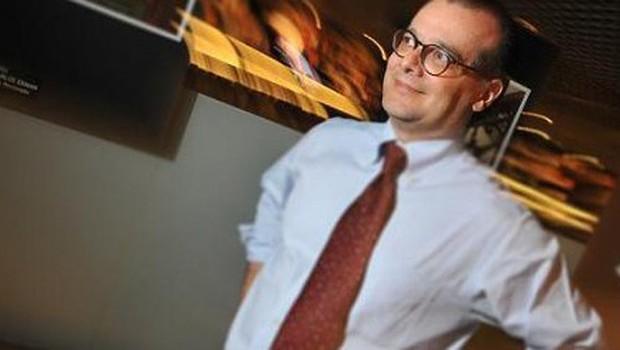 O economista Gustavo Franco, presidente do Instituto Millenium (Foto: Divulgação)
