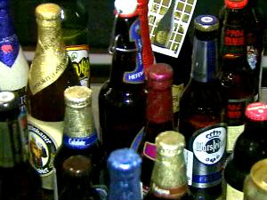 Cervejas importadas (Foto: Amazônia Revista Acre)