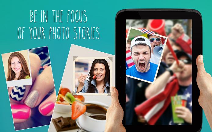 phoTWO é um app para criar fotos com a câmera frontal e traseira do Android (Foto: Divulgação/phoTWO)