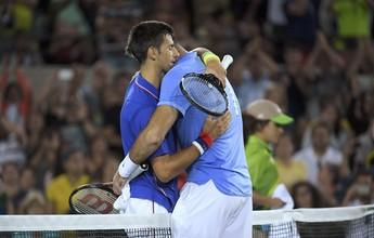 Após fracasso na Olimpíada, Djoko e Serena buscam redenção no US Open