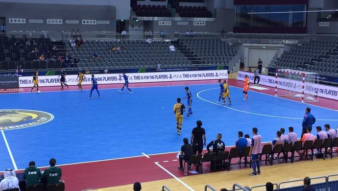 Sorocaba x Inter Movstar - Copa Intercontinental de Futsal (Foto: Guilherme Mansueto/ Magnus Futsal)