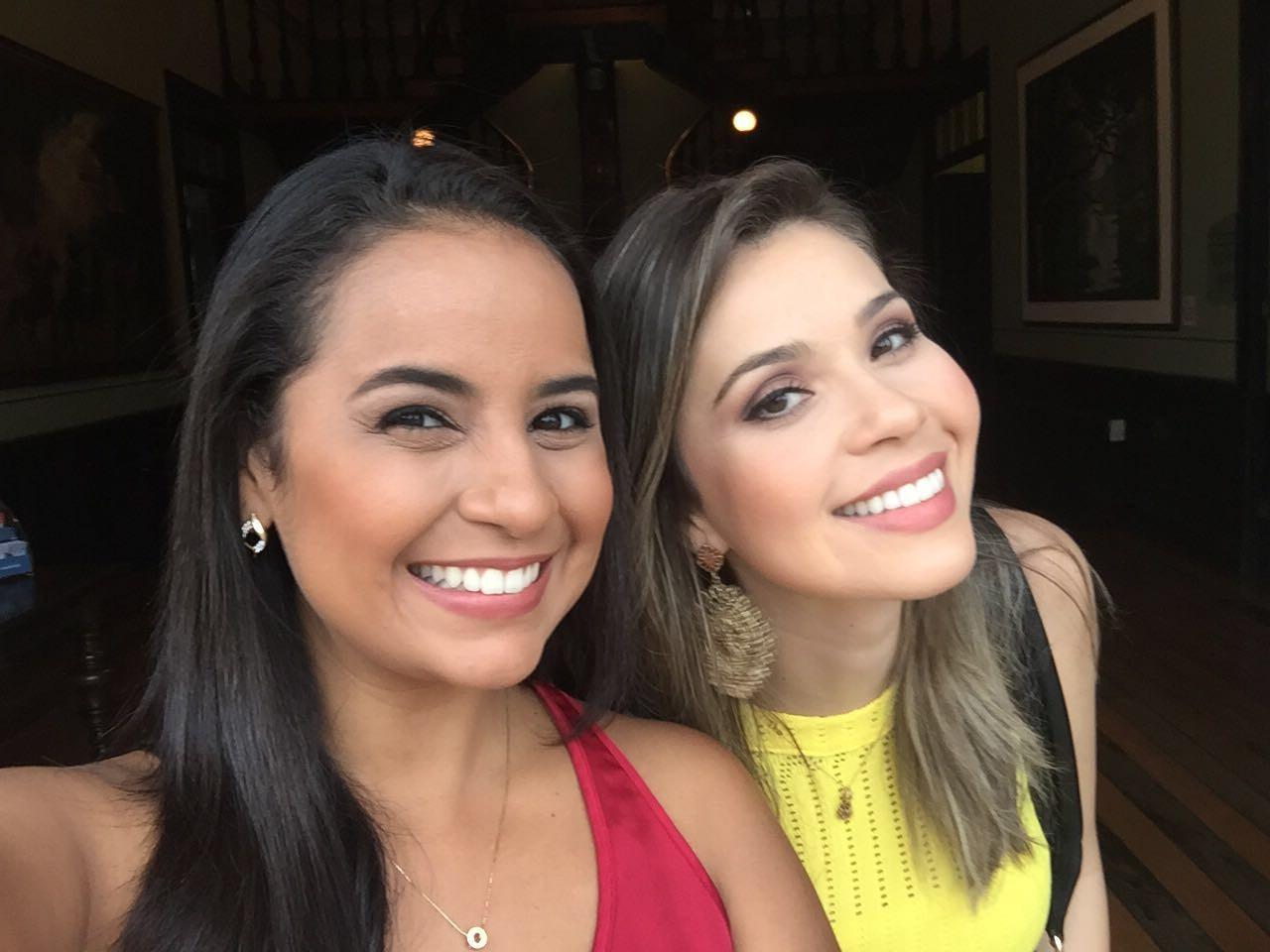 Ruthiene Bindá conversa com Natalia Teodoro, apresentadora do JAM (Foto: Amazônia Revista)