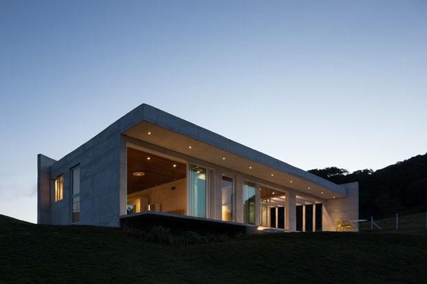 Casa de campo no Rio Grande do Sul (Foto: Marcelo Donadussi / divulgação)