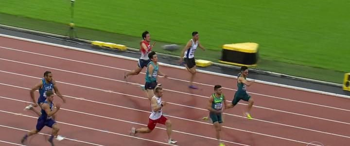 Petrucio Ferreira brilha no Mundial de atletismo paralímpico e quebra recorde mundial