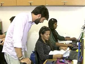 Recursos Humanos é área de expansão profissional em Alagoas (Foto: Reprodução/ TV Gazeta)