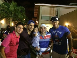 Wesley Safadão e Léo Santana (Foto: Divulgação/Divulgação)