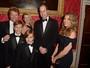 Bon Jovi leva a família roqueira para jantar com a família real