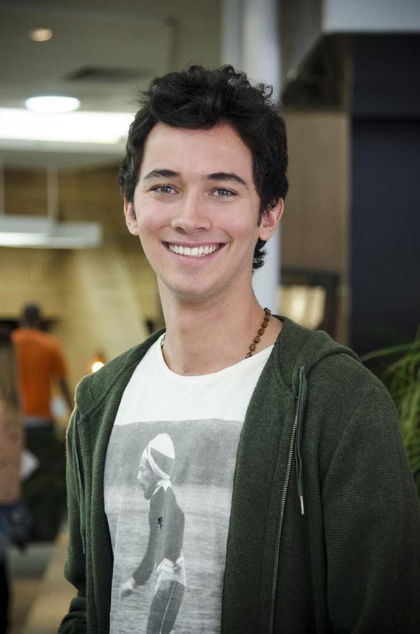 Gabriel Falcão vive protagonista Ben (Foto: Divulgação/TV Globo)