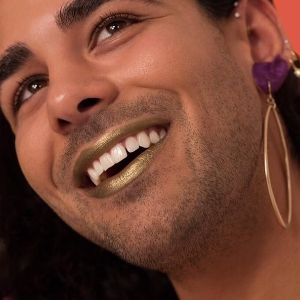 Fluide, a marca de maquiagem sem gênero que ganhou nosso coração (Foto: Reprodução/Instagram)