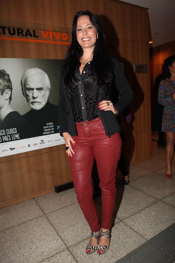 Cozete Gomes (Foto: Iwi Onodera/ EGO)