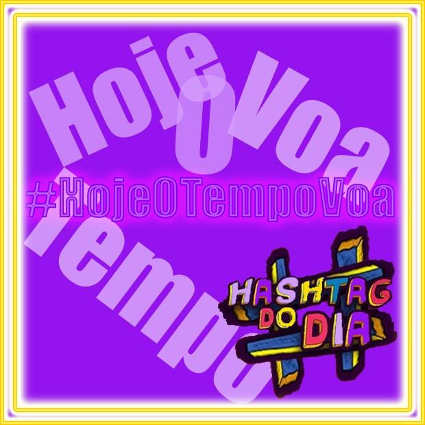 #HashtagDoDia: HojeOTempoVoaAmor (Foto: Malhação/ TV Globo)