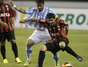 Paysandu x Atlético-PR (Foto: Marcelo Seabra / Futura Press)