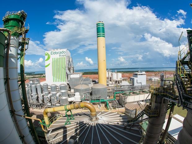 G1 - Celulose leva Três Lagoas a ser a  capital nacional  do emprego ... f67bd471e0727
