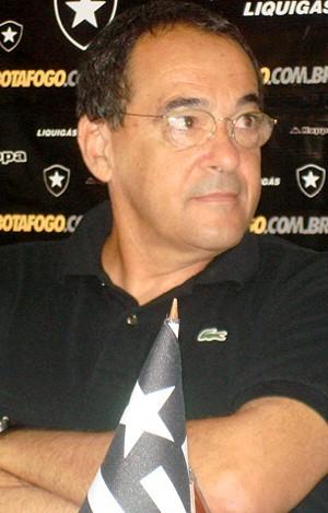 Bebeto de Freitas Botafogo (Foto: globoesporte.com)