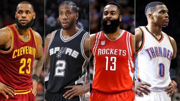 BLOG: O MVP da temporada pelas estatísticas avançadas da NBA
