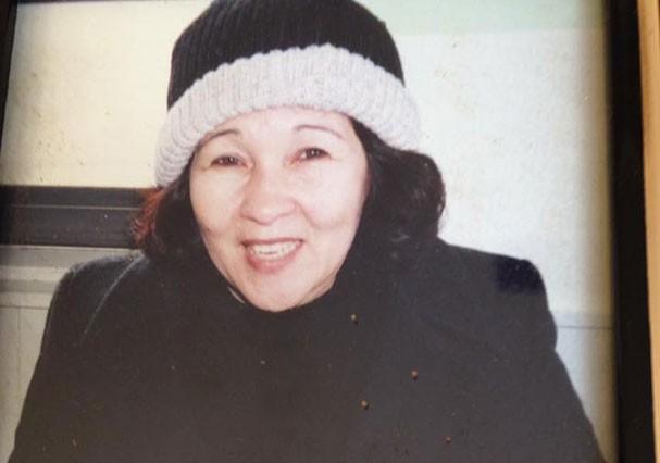 Marilda ura na época do acidente (Foto: Reprodução/Facebook)