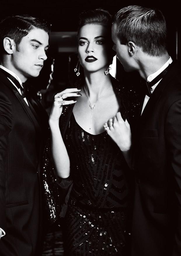 Garanta que o cheiro do seu perfume favorito te acompanhe ao longo do dia (Foto: JR Duran/Arquivo Vogue )