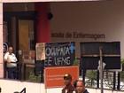 Professores da UFMG fazem greve em protesto a PEC do teto de gastos