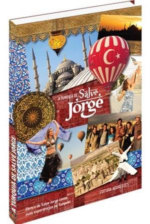 Livro mostra a Turquia de Salve Jorge (Foto: Salve Jorge/TV Globo)