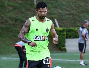 Carlos, atacante do Atlético-MG (Foto: Bruno Cantini/ Flickr Atlético-MG)