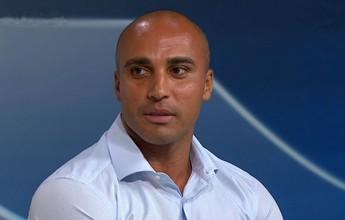 """Deivid diz que já pressentia demissão no Cruzeiro: """"Se perdesse, estaria fora"""""""
