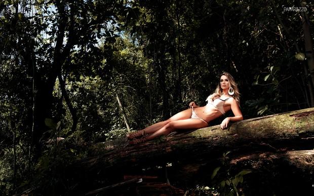 Eliana Amaral posa para o Paparazzo (Foto: Marcos Serra Lima/Paparazzo)