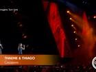 Fim de semana tem show da dupla Thaeme & Thiago no Vale do Paraíba