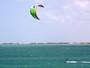 Com gringos, litoral Norte do RN recebe campeonato de kitesurfe