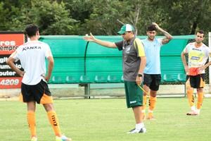 Leandro Niehues treinador do Luverdense (Foto: Assessoria/Luverdense Esporte Clube)