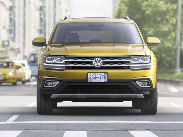 Volkswagen Atlas (Foto: Divulgação)