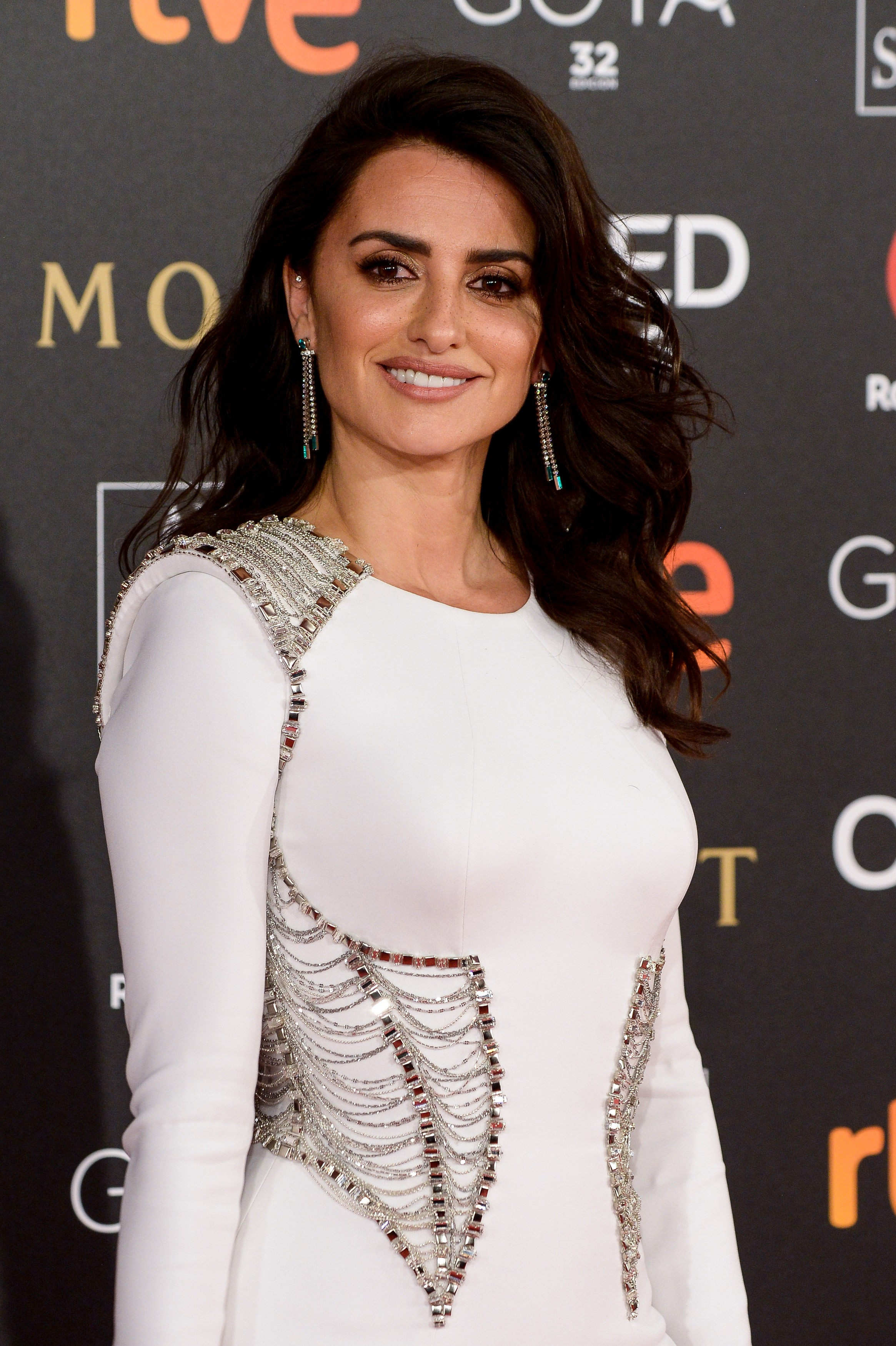 MADRID, SPAIN - FEBRUARY 03:  Penelope Cruz attends Goya Cinema Awards 2018 at Madrid Marriott Auditorium on February 3, 2018 in Madrid, Spain.  (Photo by Carlos Alvarez/Getty Images) (Foto: Getty Images)
