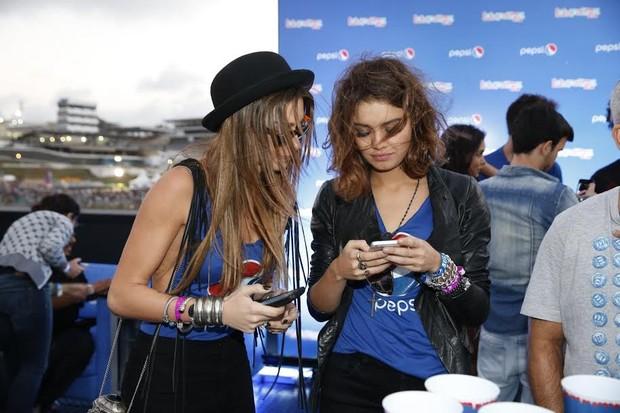 Sophie Charlotte e Thaila Ayala (Foto: Felipe Panfili/Ag.News)