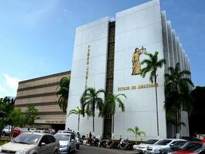 TJAM deve julgar 72 nestes seis primeiros meses de 2013 em Manaus (Foto: Mario Oliveira/TJAM - DIvulgação)