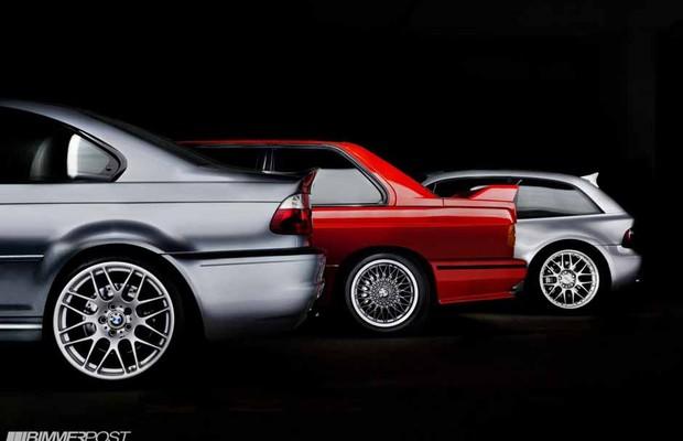 BMW coleção (Foto: Divulgação)