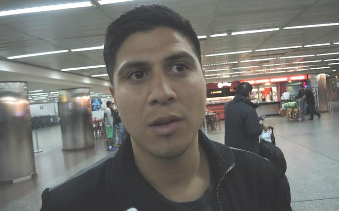 Кристальдо прибыл в Бразилию для подписания контракта с Палмейрасом - изображение 1