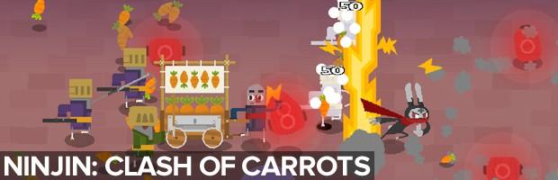 Cartela Ninjin: Clash of Carrots 02 (Foto: Divulgação/Pocket Trap)