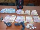 Homem de 25 anos é preso com drogas e dinheiro em casa em Macapá