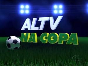 Copa do Mundo 2014 (Foto: Reprodução/ TV Gazeta)