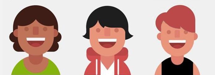 Novos emojis com diferentes gêneros podem fazer parte do Unicode 10