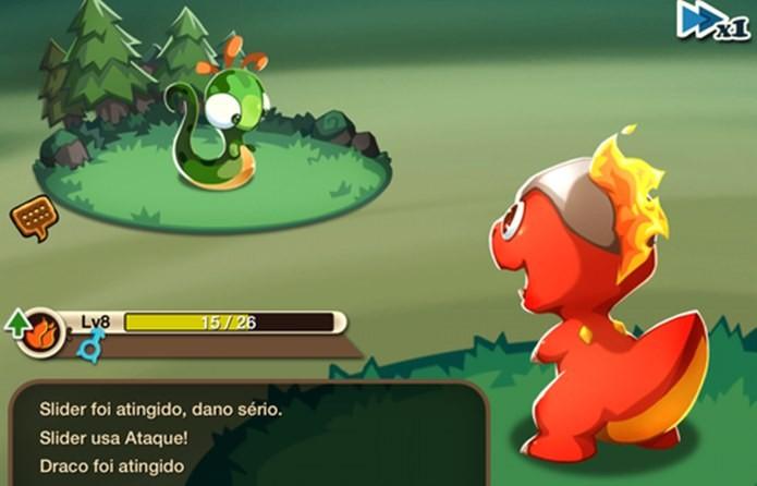 Haypi Monster é aquele clone de Pokémon em português que muita gente sempre sonhou (Foto: Divulgação)