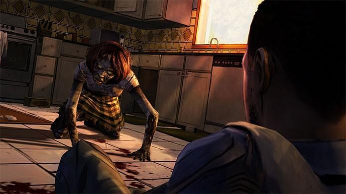 The Walking Dead com aventura e quadrinhos (Foto: Divulgação)