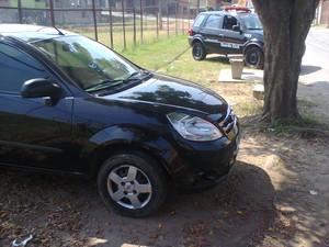 Carro de professora é roubado no interior de escola municipal (Foto: Divulgação/Prefeitura de Ferraz de Vasconcelos)