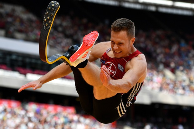 Markus Rehm (Foto: Dan Mullan/Getty Images)