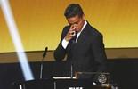 Golaço! Goiano Wendell Lira vence  eleição e fatura o Prêmio Puskás (REUTERS/Arnd Wiegmann)
